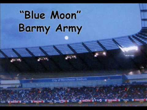 Barmy Army - Blue Moon
