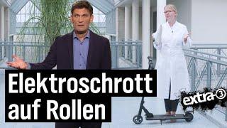 Der E-Roller-Irrsinn
