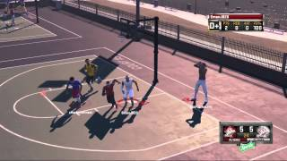Nba 2k15 My park. WE DO NOT LOSE. full gameplay