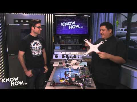 Know How... 131: Future of Solar, Fix a DJI Phantom, and Make a Mask