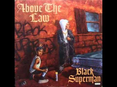 BLACK SUPERMAN ABOVE THE LAW CLEAN CENSORED