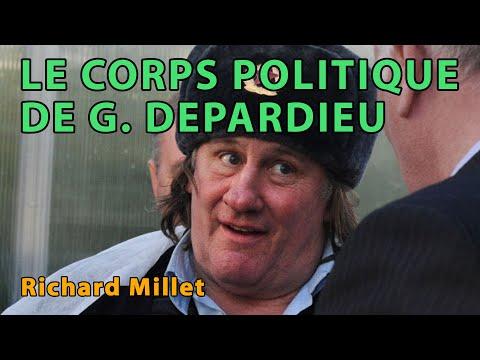 Richard Millet : le corps politique de Gérard Depardieu