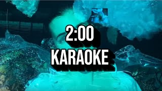 Sanah - 2:00 [karaoke/instrumental] - Polinstrumentalista