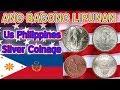 Us Philippines Silver Coinage ABL Ang Bagong Lipunan Series Coins