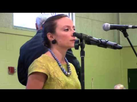 25th Le Cajun 2013  National Anthem
