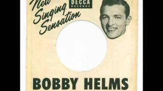 Watch Bobby Helms Just A Little Lonesome video