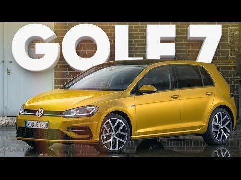 Гольф по цене Камри? / VW GOLF VII / Большой Тест Драйв