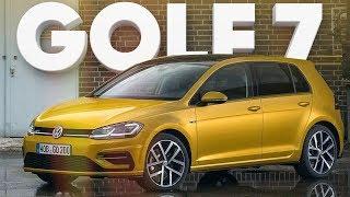 Тест VW GOLF VII