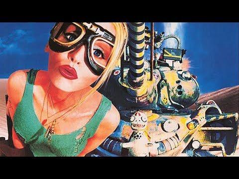 Tank Girl (1995) -  Official Trailer