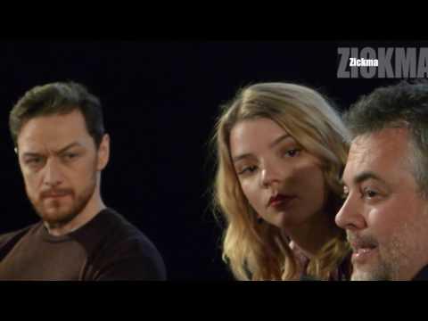 Split: Avant-première à Paris avec James McAvoy