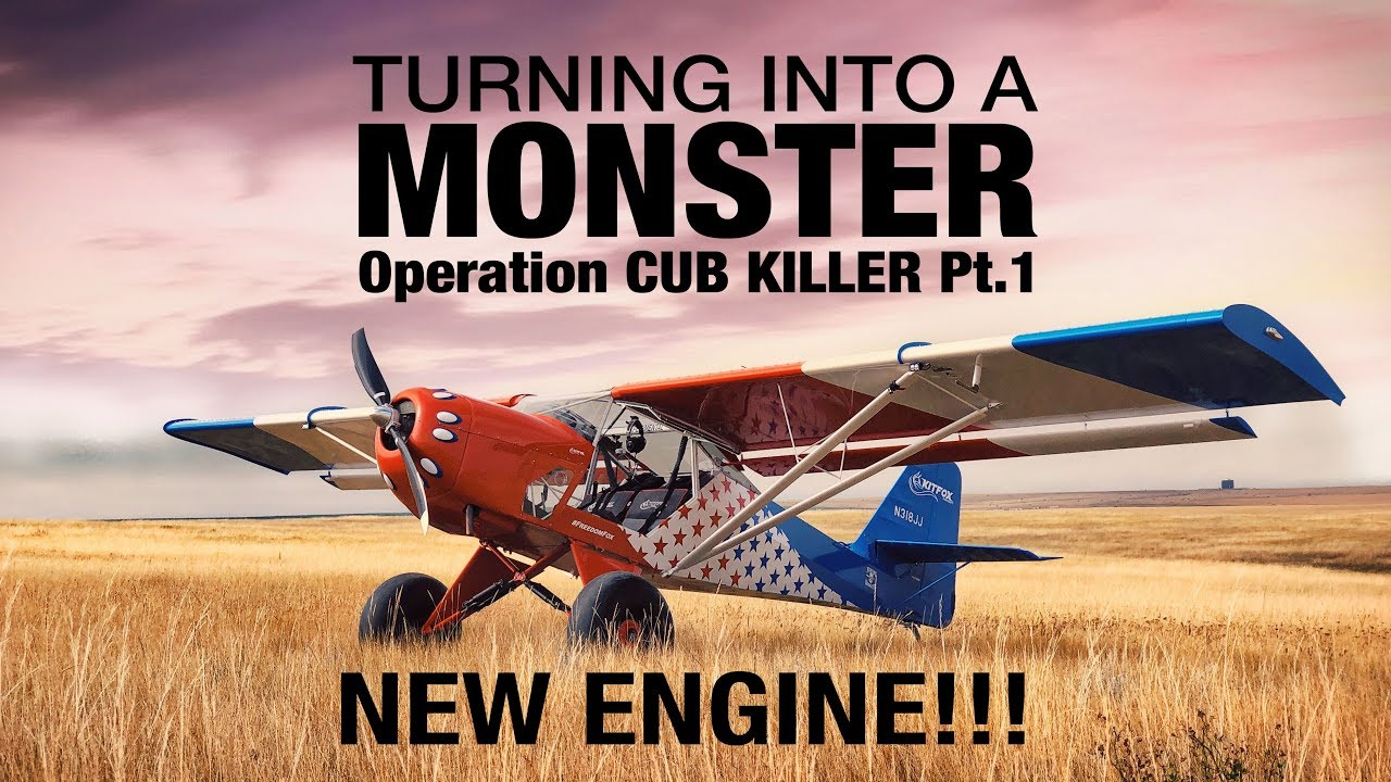 Operation Cub Killer Part 1 - The Engine