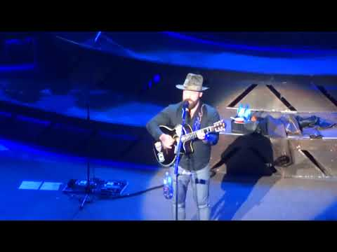 Free / Into The Mystic - Zac Brown Band September 29, 2018