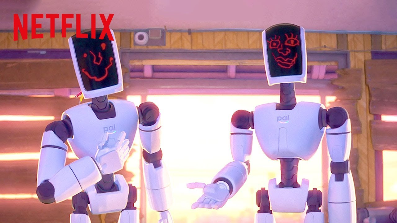Download Defective Robots 🤖 The Mitchells vs. The Machines   Netflix Futures
