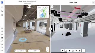OpenSpace BIM Viewer Demo - The Beck Group - Dickies Arena