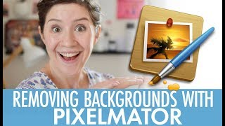 Removing the Background fŗom Illustrations with Pixelmator