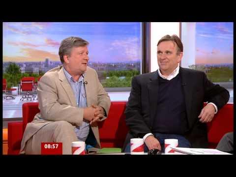 Squeeze on BBC1 Breakfast TV - 12 October 2012
