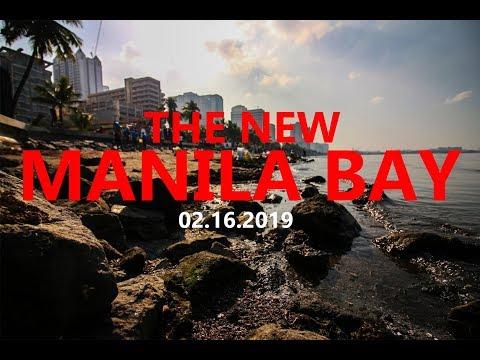 UPDATE ON MANILA BAY 2019 | FEB. 16, 2019