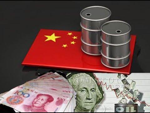CHina lanza el Petro-Yuan 💴|| 18 de Enero