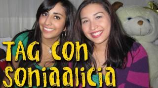 TAG Radom Facts con @soniaalicia | LuzDepp