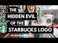 Gambar cover The Hidden Evil of the Starbucks Logo - Is it a Mermaid? Siren? Lilith? Dagon? Melusine? Demon?