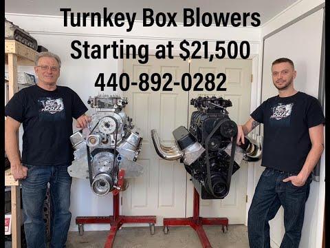Box Blowers -BBC Starting at $22,500 call 440-892-0282 - YouTube