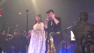Kumar Sanu Alka Yagnik Houston Concert April 9 2016 - Ghunghat Ki Aadh