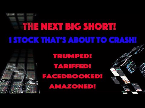 THE NEXT BIG SHORT! WHICH STOCKS WILL FALL SOON?! MARKET UPDATE APRIL 3 APRIL 4