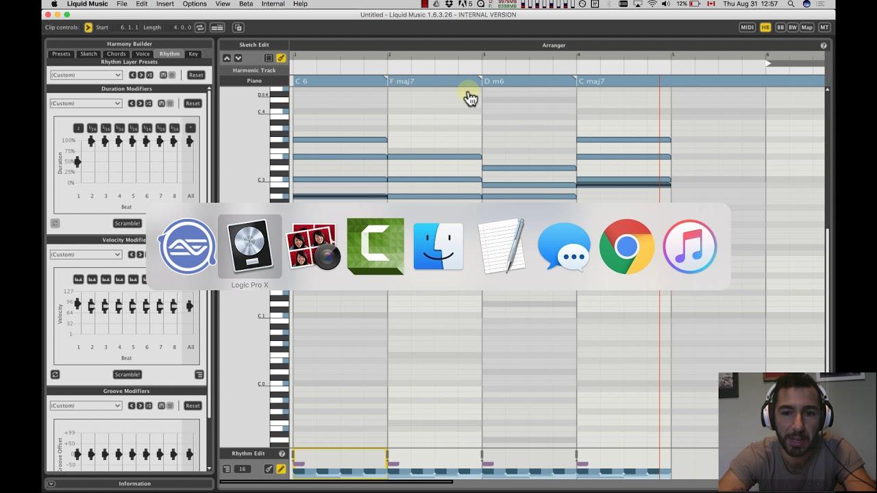 Liquid Music Tutorial: VST & AU MIDI Importer