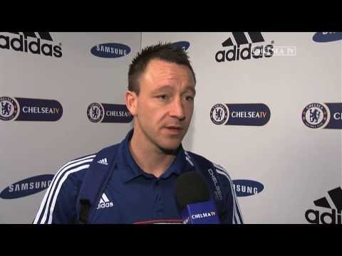 Reaction: Terry on goal vs Everton