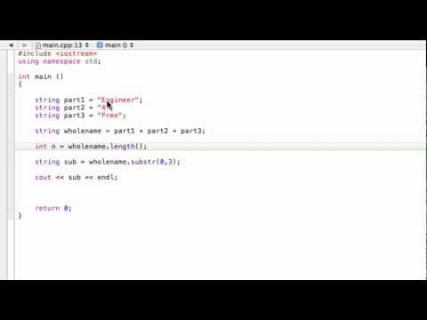 assign a string to a char array in c