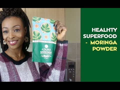 Healthy Superfood - Moringa Powder