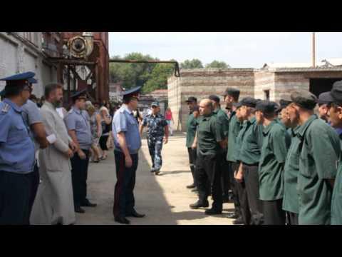 Ростовская тюрьма видео зона футбол в тюрьме