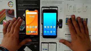 Samsung Galaxy J2 Core 2018 vs Doogee X70