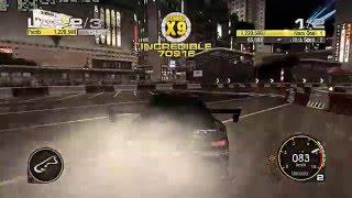 Race Driver Grid Walkthrough Part 34 - [Japan] Ravenwest Drift Battle