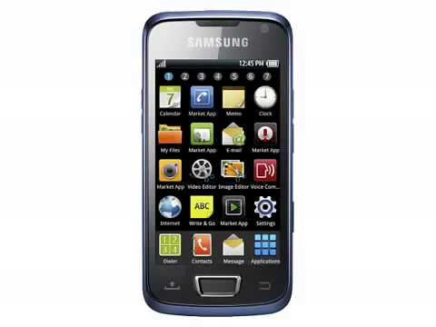 Samsung I8520 Halo Projector Phone  2704