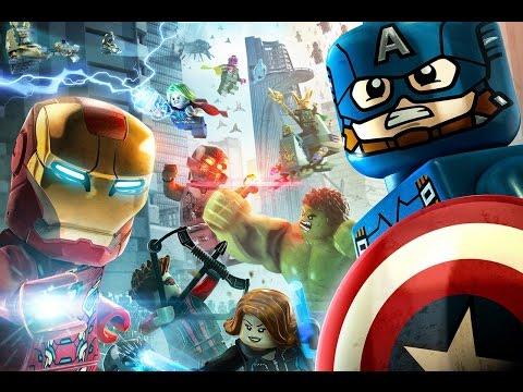 LEGO Marvel Super Heroes, Объединяем усилия