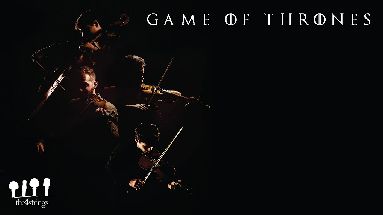 """Game Of Thrones Theme"" (COVER) - The 4 Strings"