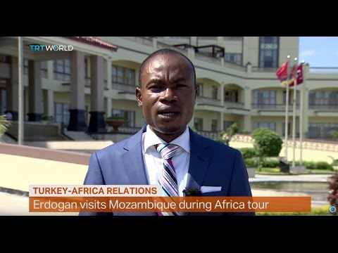 Money Talks: Turkey signs six deals with Mozambique