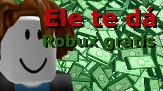 Does this player give you robux free on ROBLOX?