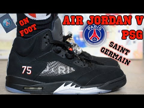 cheap for discount ec5d8 cd4db air jordan 5 psg - cinemapichollu