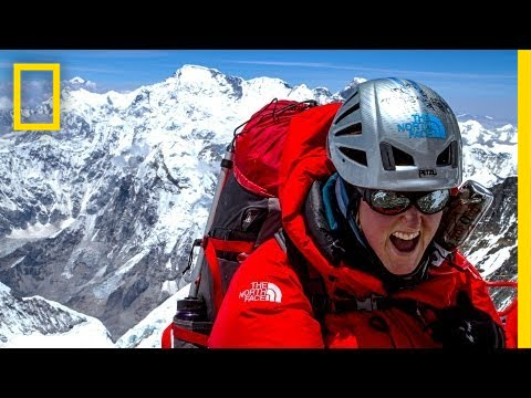 The Call of Everest | Nat Geo Live
