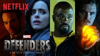 Marvel The Defenders Official Final Trailer Ft. Daredevil, Iron Fist, & Jessica Jones - 2017