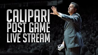 Kentucky Wildcats TV: Coach Calipari - Montana State Postgame Press Conference
