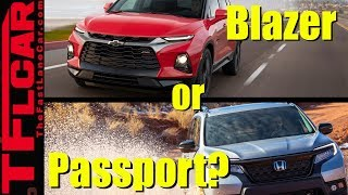 2019 Chevy Blazer or Honda Passport?   What Car or Truck Should I Buy Ep. 15
