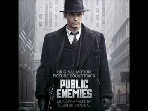 Public Enemies Soundtrack-Jd Dies
