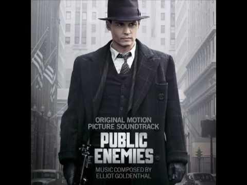 Public Enemies Soundtrack-Jd Dies