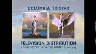 Columbia Tristar Television Distribution ident (1998) Sony Pictures Entertainment company.