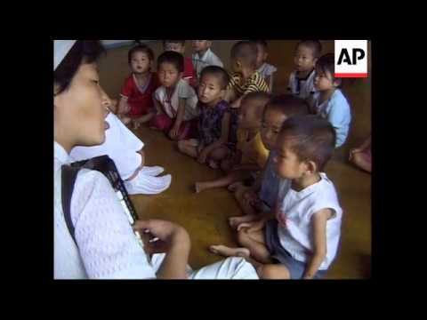 North Korea - Worsening famine