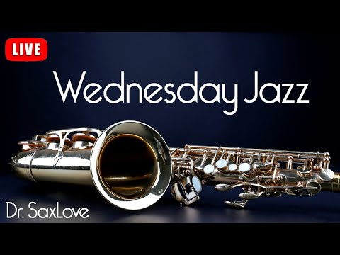 Wednesday Jazz ❤️ Smooth Jazz Music to Get You Over The Hump