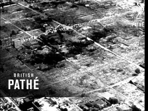 Atom Bomb Aftermath (1945-1946)